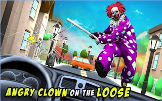 Game Killer Clown Simulator 2017 App