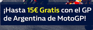 william hill promocion GP de Argentina MotoGP 8 abril
