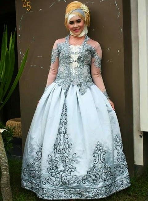kebaya pengantin untuk wanita gemuk