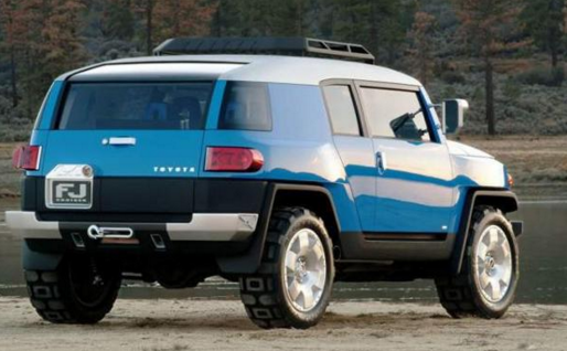 2017 Toyota FJ Cruiser Redesign and Changes