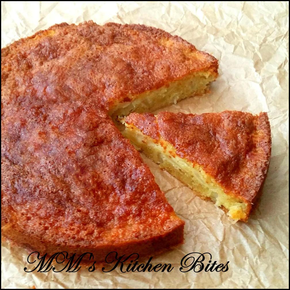 David Lebovitz French Apple Cake