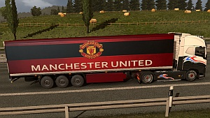 Manchester United trailer