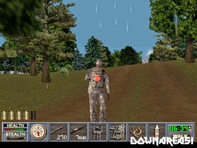 Big Game Hunter PSX Pitcure Screenshot