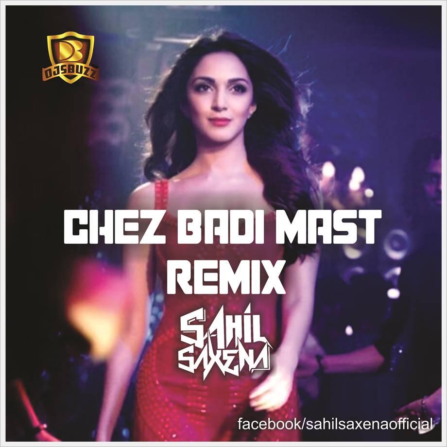 Tu Cheez Badi Download 2017: Sahil Saxena Mix