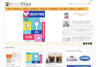 Optimizando la web de Oncolliga