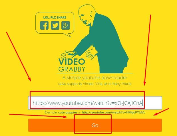 VideoGrabby Untuk  Download Video Youtube 2019