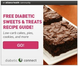 Image: Free Diabetic Sweets and Treats Recipe Guide