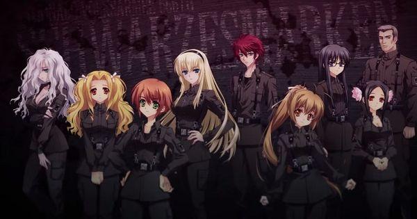 Mungkin Cukup Banyak Diantara Teman Pembaca Yang Belum Nonton Anime Action Mecha Dibumbui Dengan Military Menurut Saya Bagusdimana Para