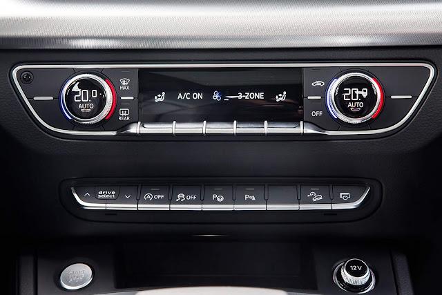 Novo Audi Q5 2018 - ar- condicionado digital