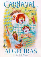 Carnaval de Algeciras 2014 - Víctor Jerez