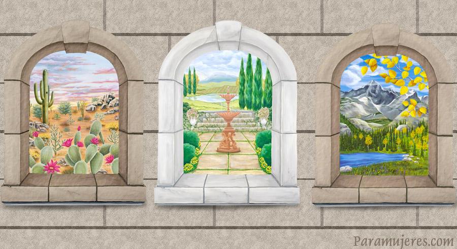 El test de las ventanas