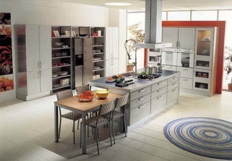 Desain Dapur Rumah Minimalis Modern Terkini