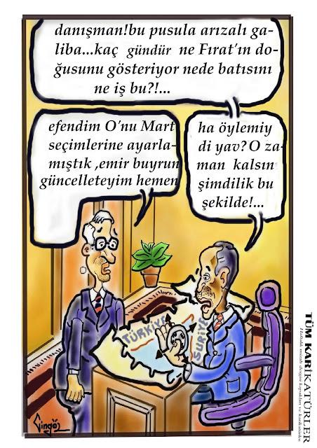 fırat'ın doğusu karikatür