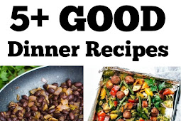 5+ Good Dinner Recipes #gooddinnerrecipes #gooddinner #dinner #slowcooker