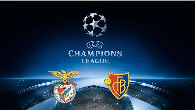 Prediksi Pertandingan Benfica vs Basel