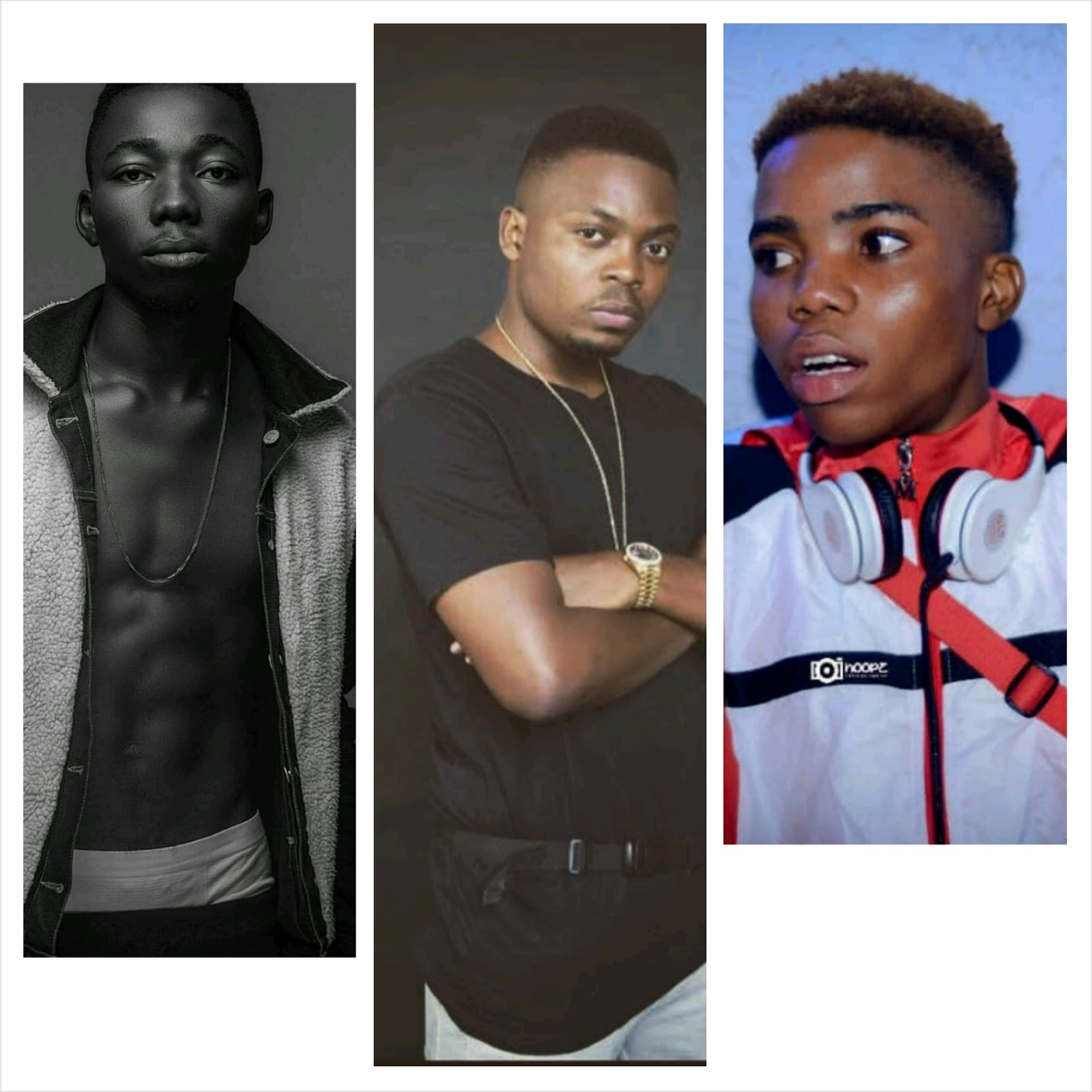 """GBAM! Olamide Signs Two New Young Artiste """"LIMERICK"""" & """"LYTA"""" To YBNL. (See Details)"""