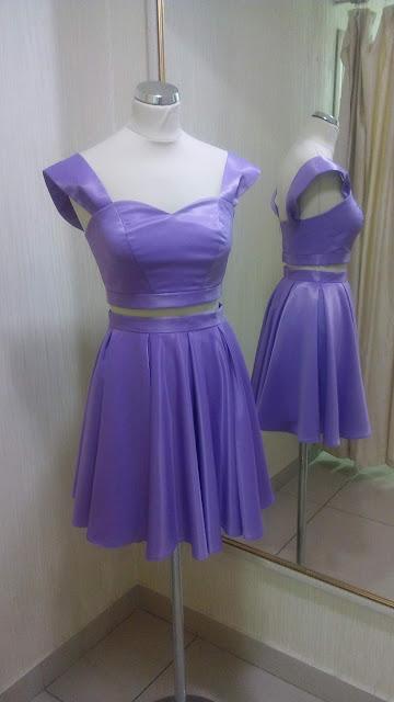 Платье для подружки невесты почти готово