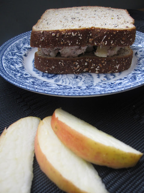 Apple Tuna Salad Recipe