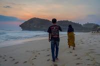 Pantai Banteng Mati Pacitan