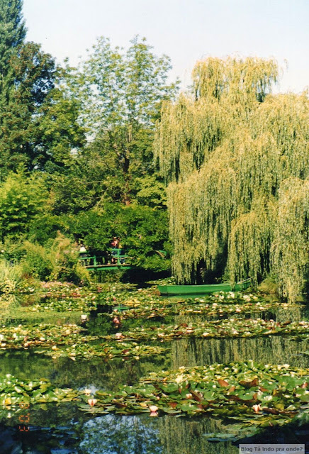 jardins do Monet em Giverny