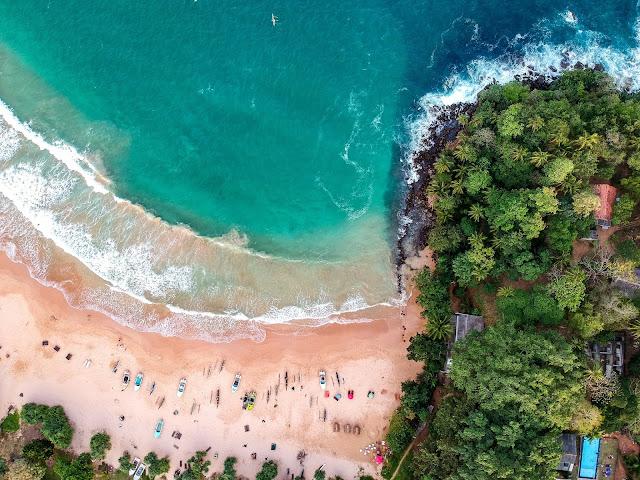 Jakie plaże wybrać na Sri Lance? Które są najpiękniejsze? Na których plażach można surfować, a gdzie znajdziecie te najbardziej dzikie?