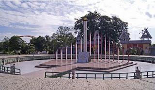 Tugu Soekarno di Palangka Raya