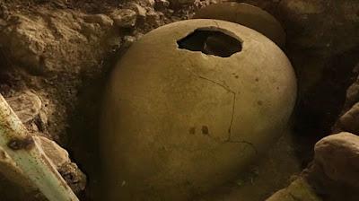 Ταφές σε πίθους ανακαλύφθηκαν στην αρχαία ελληνική πόλη Άντανδρο της Μ. Ασίας