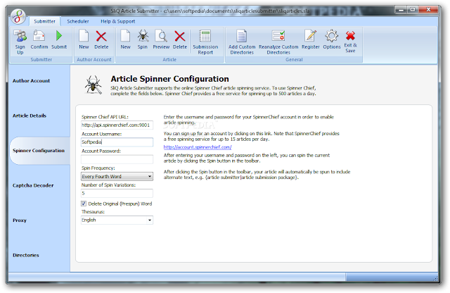 Free Download SliQ Article Submitter 1.9.20 Cracked