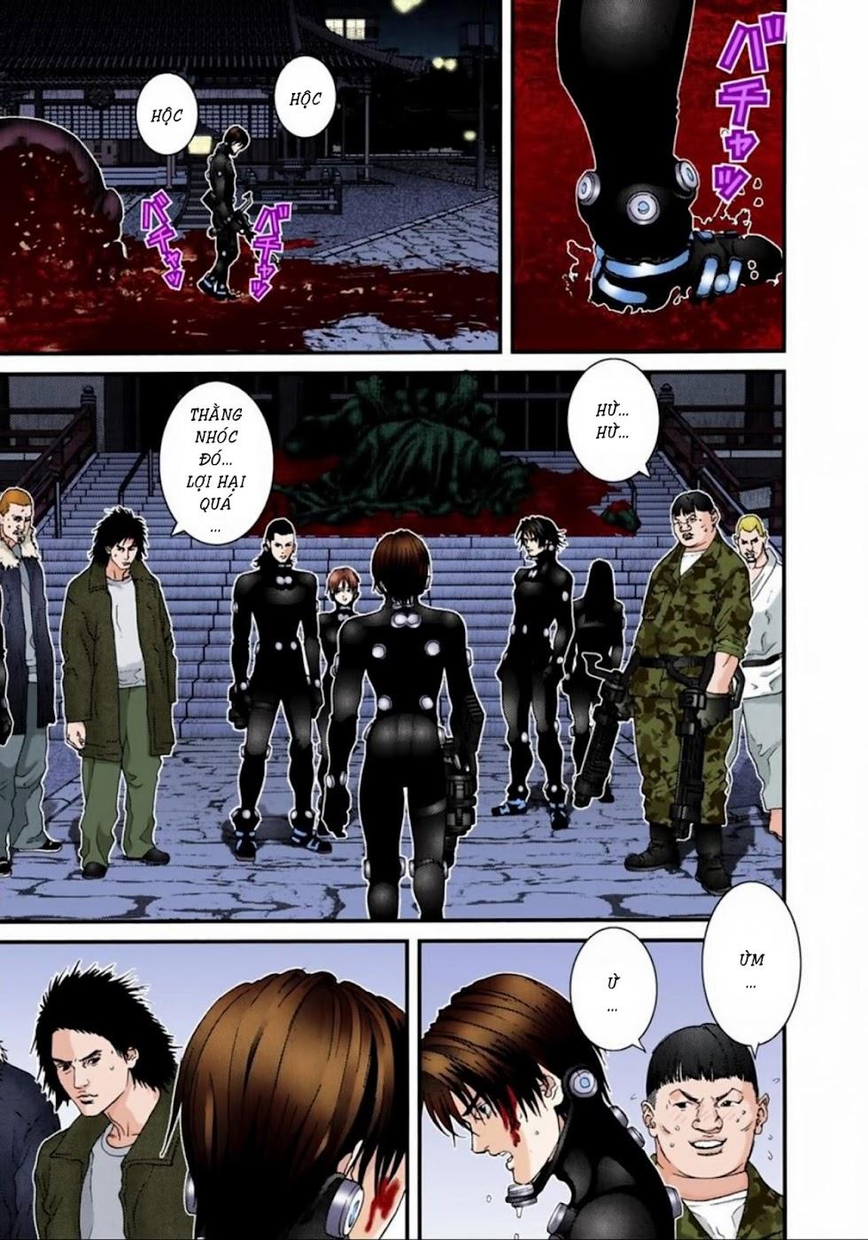 Gantz Chap 67: Phá hủy trang 7