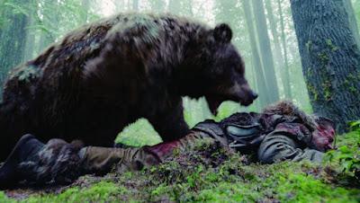 resenha filme o regresso ganhador oscar leonardo di caprio cena urso efeitos especiais fotografia direção ator