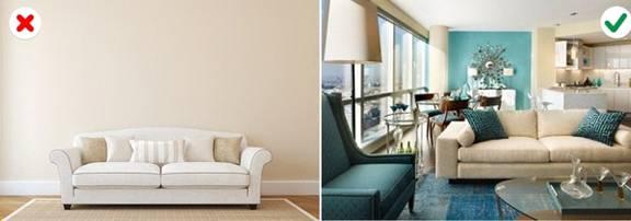 7 lỗi phổ biến thường gặp phải khi sơn nội thất nhà ở
