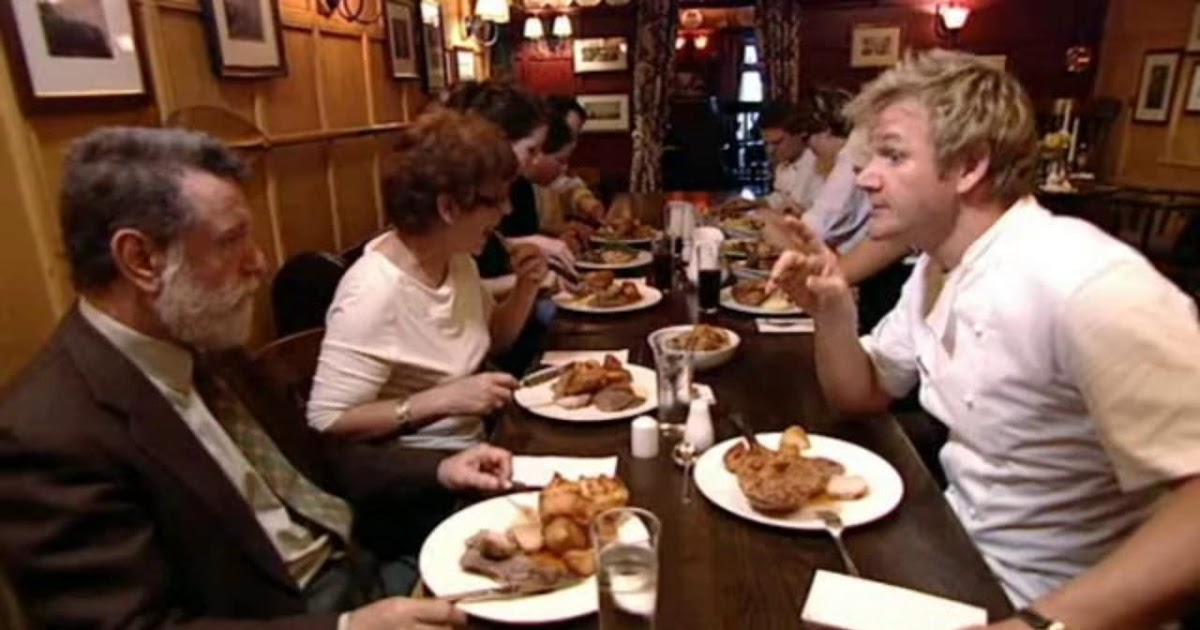 Ramsay\'s Kitchen Nightmares - The Fenwick Arms - OPEN | Reality Tv ...