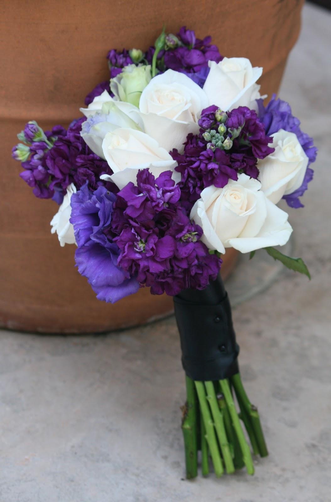 Large White Wedding Bouquets
