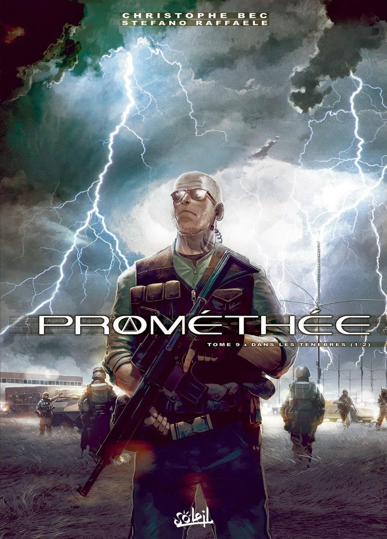 Prométhée - T09 - Dans les ténèbres - 1