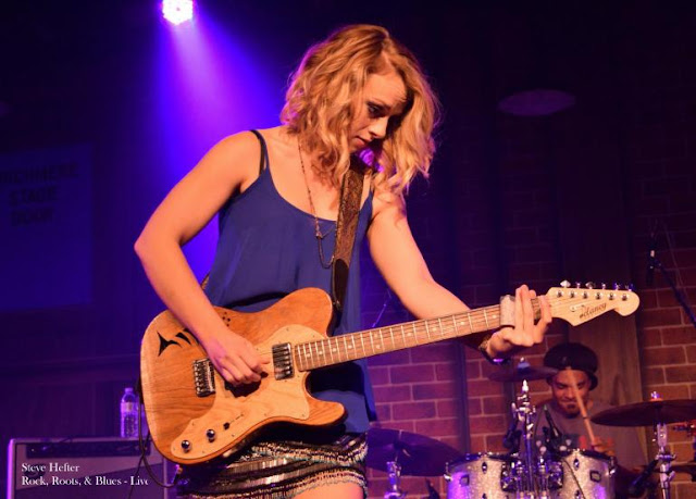Samantha Fish: Lost myself