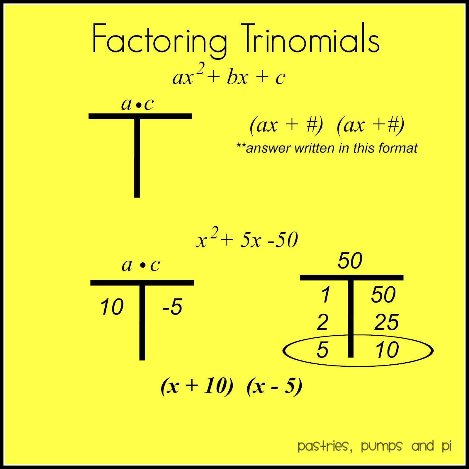 Ms Bosi S Math Algebra 18 Unit 4 Mod 4