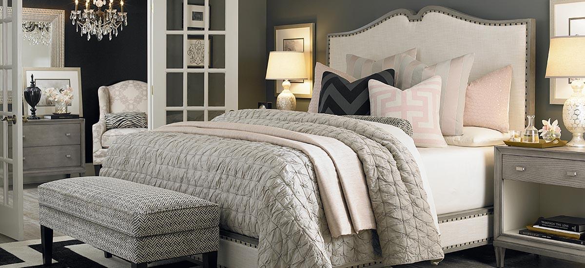 Rose Gold Decor For Bedroom