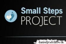 Dan donates shoes for Small Steps Project's Celebrity Shoe auction