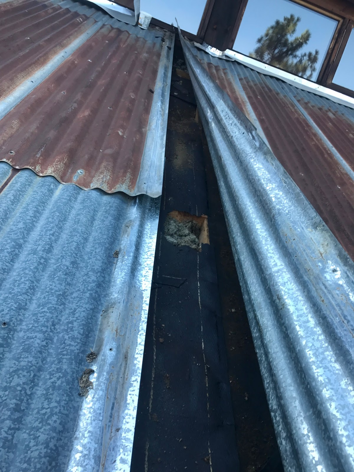 Fretwaterlines Quick And Dirty Roof 35 Years Later
