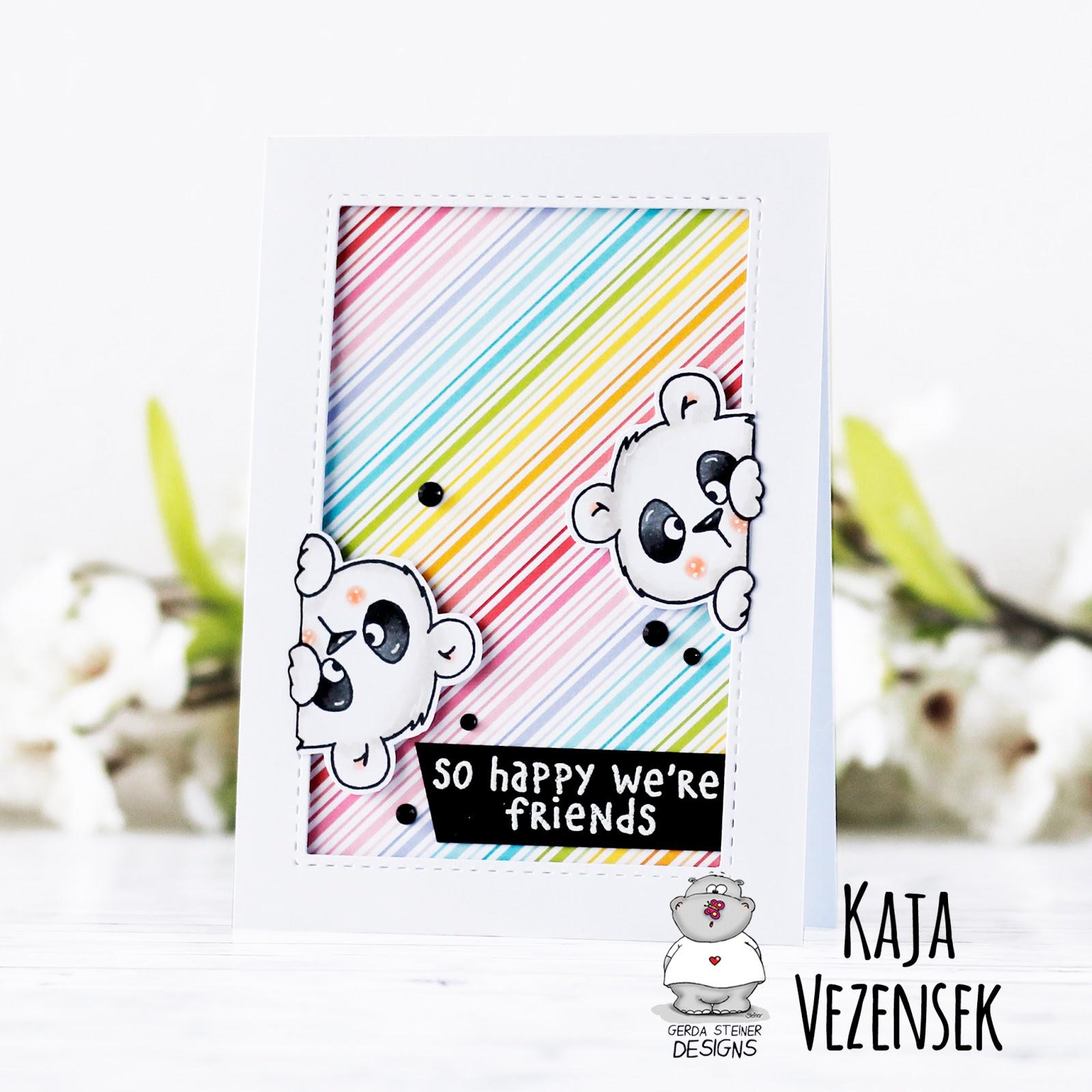 Lovely pandas | GERDA STEINER