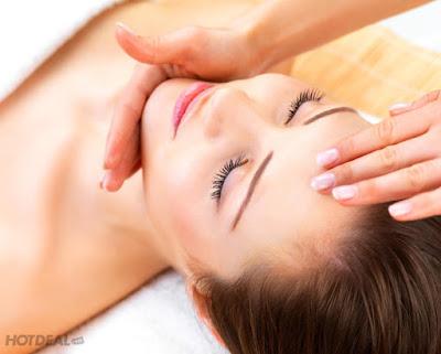 Doanh nhân Phan Đức Linh chia sẻ cách massage toàn đầu