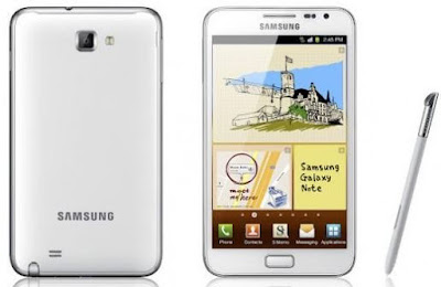 تعريب Samsung GALAXY Note SHV-E160K