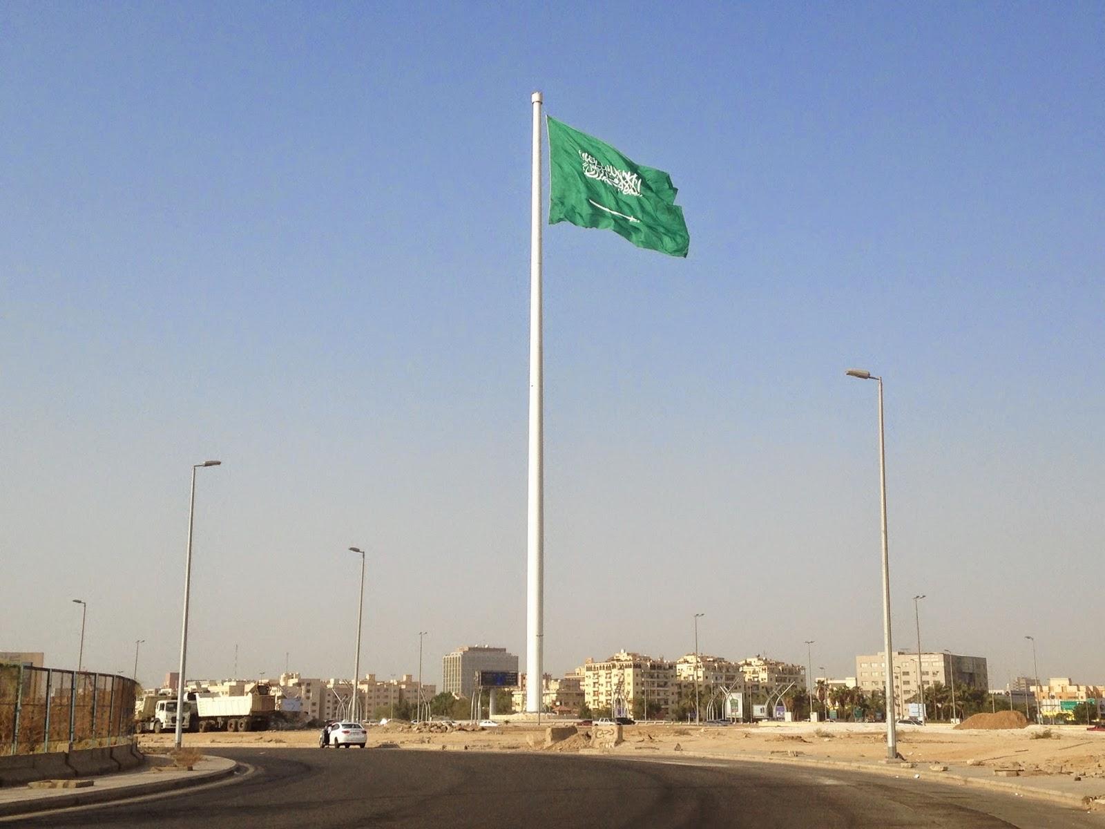 Jeddah Flagpole - Tallest Flagpole in the World - SaudiBuzz