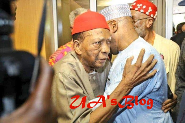 2019: Ohanaeze Ndigbo Denies Endorsing Atiku