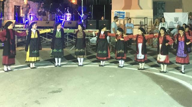 Αργολίδα: Με επιτυχία η γιορτή κρασιού στο Ηλιόκαστρο Ερμιονίδας