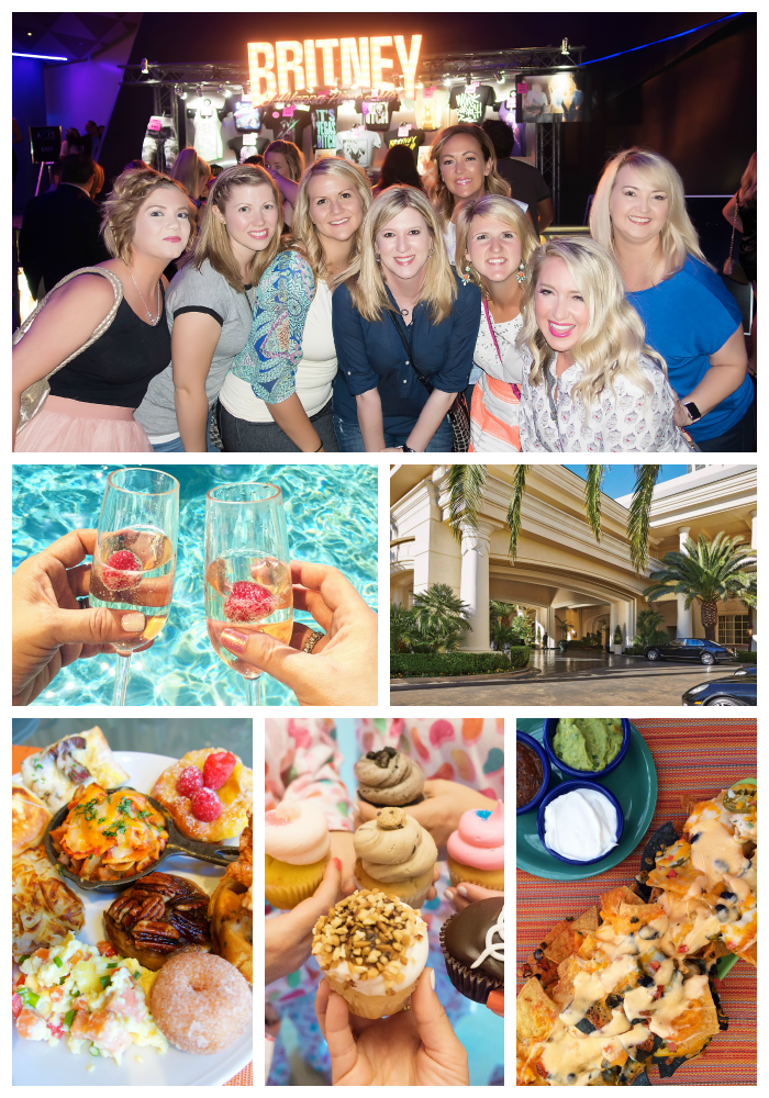 Four Seasons, Las Vegas {The Ultimate Girls Trip} - an oasis in Las Vegas. I could stay here forever! The best food and relaxation on The Strip!