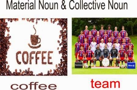 Material Noun & Collective Noun