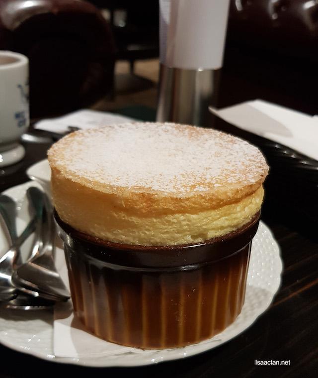 Pot-Baked Soufflé - RM15.90