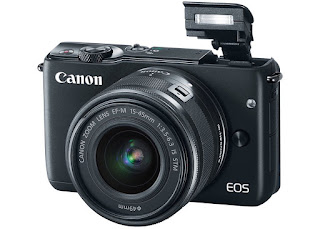 Canon EOS M10 Download Firmware