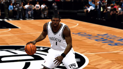 NBA 2K13 Joe Johnson Cyberface NBA2K Patch